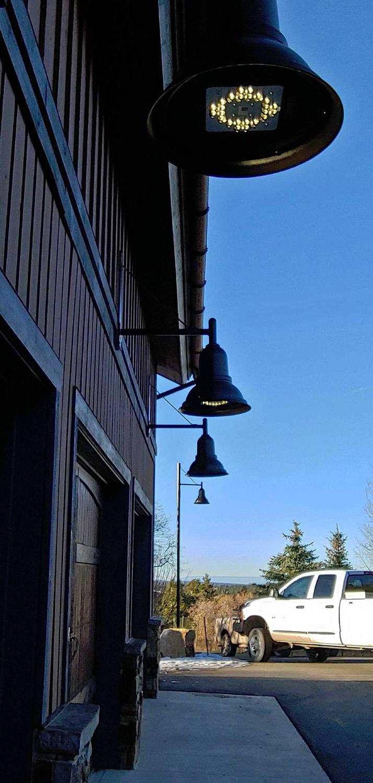 Garage Lights in Ridgway CO